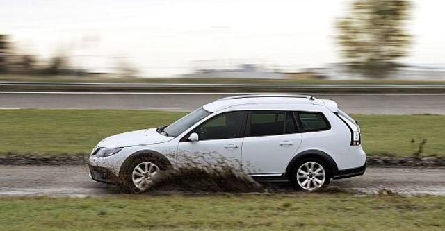 2010 Saab 9-3 XWD 2.0TS SC  第7張相片