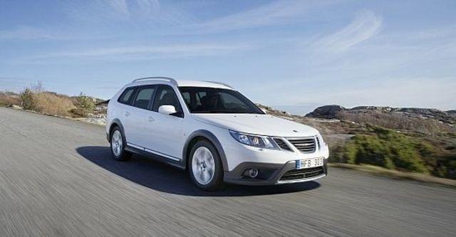 2010 Saab 9-3 XWD Aero 2.0TS SC  第1張相片