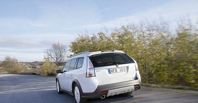 2010 Saab 9-3 XWD Aero 2.0TS SC  第3張相片