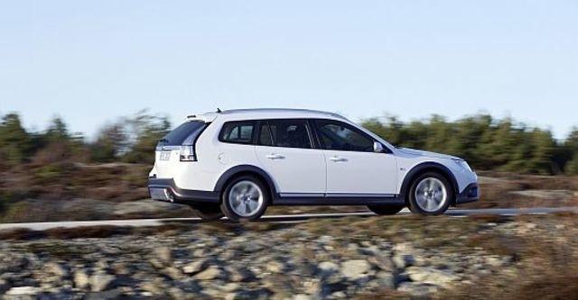 2010 Saab 9-3 XWD Aero 2.0TS SC  第5張相片
