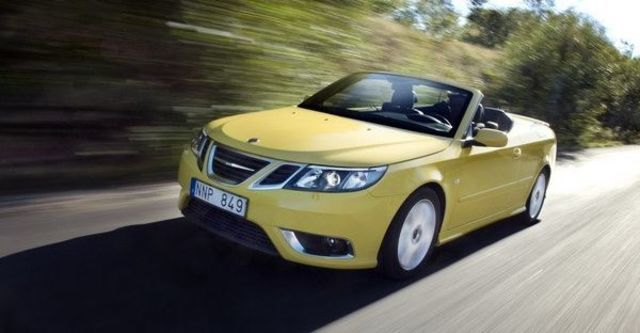 2009 Saab 9-3 Convertible Vector 2.0TS  第6張相片