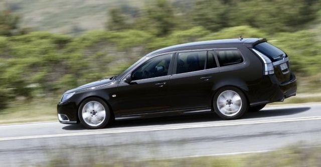 2009 Saab 9-3 SportCombi Linear 1.9TID  第6張相片