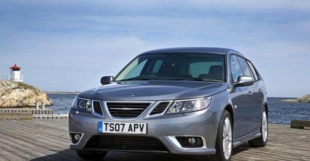 2009 Saab 9-3 SportCombi Vector 2.0TS  第2張相片