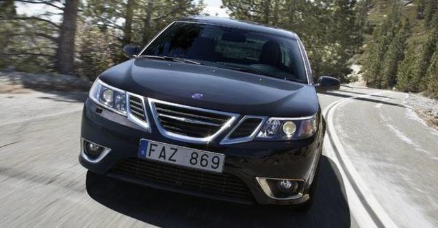 2009 Saab 9-3 SportCombi Vector 2.0TS  第5張相片