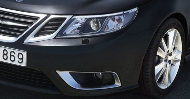 2009 Saab 9-3 SportCombi Vector 2.0TS  第7張相片