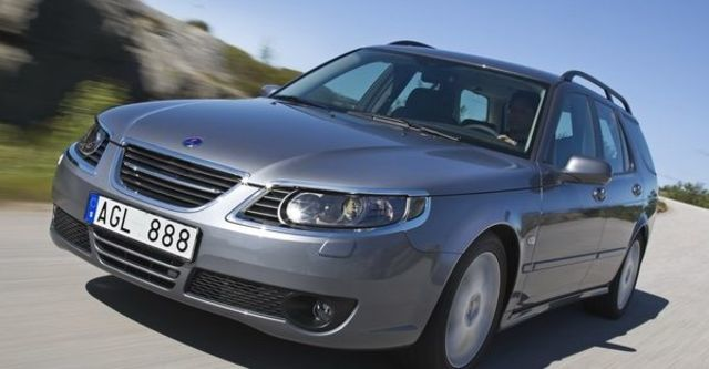 2009 Saab 9-5 SportCombi Linear 2.0LPT  第2張相片