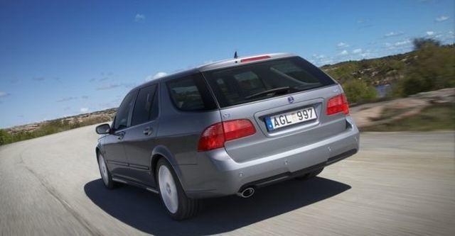 2009 Saab 9-5 SportCombi Linear 2.0LPT  第3張相片