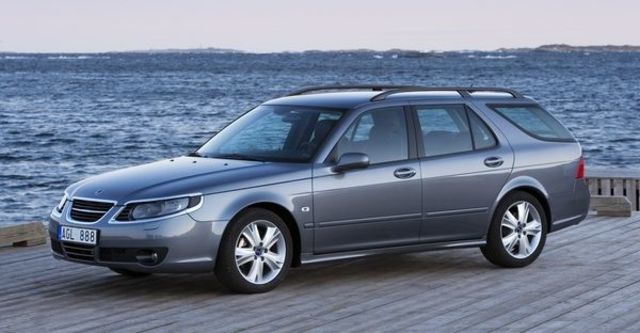 2009 Saab 9-5 SportCombi Linear 2.0LPT  第5張相片