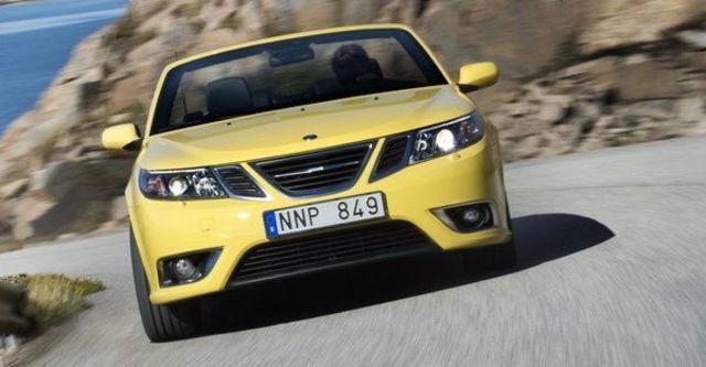 2008 Saab 9-3 Convertible Vector 2.0TS  第5張相片