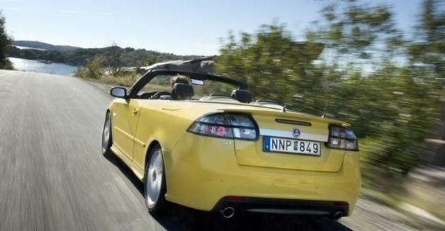 2008 Saab 9-3 Convertible Vector 2.0TS  第7張相片