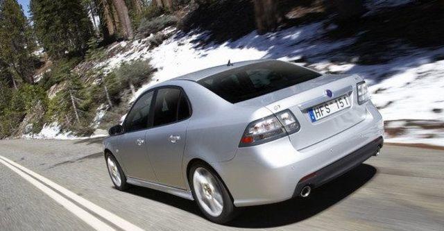 2008 Saab 9-3 Sport Sedan Linear 2.0T  第4張相片