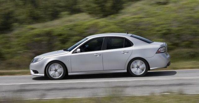 2008 Saab 9-3 Sport Sedan Linear 2.0T  第5張相片