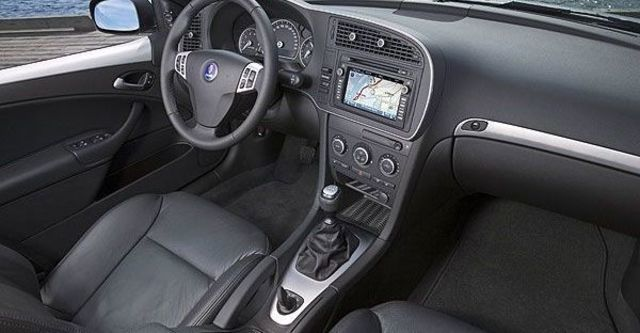 2008 Saab 9-3 Sport Sedan Linear 2.0T  第8張相片