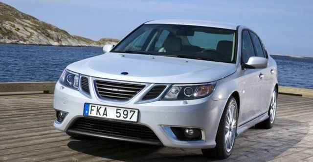 2008 Saab 9-3 Sport Sedan Vector 2.0TS  第1張相片