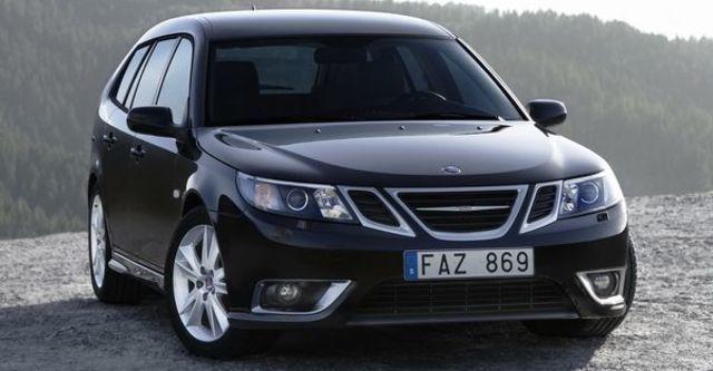 2008 Saab 9-3 SportCombi Vector 2.0TS  第1張相片