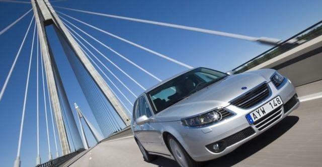 2008 Saab 9-5 Sedan Linear 1.9TID  第3張相片