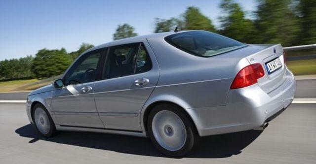 2008 Saab 9-5 Sedan Linear 1.9TID  第5張相片