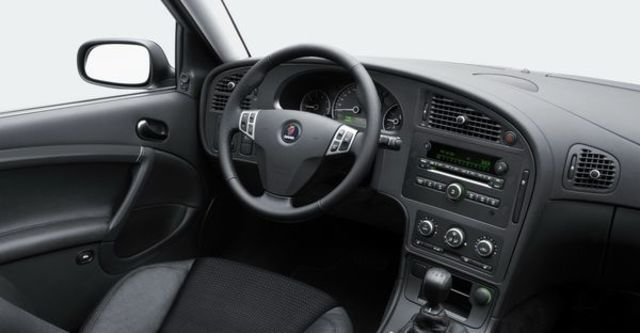 2008 Saab 9-5 Sedan Linear 1.9TID  第6張相片