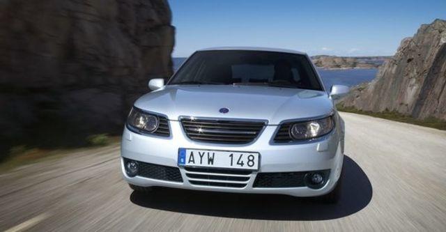 2008 Saab 9-5 Sedan Vector 2.3LPT