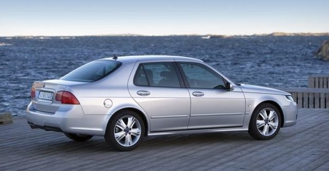 2008 Saab 9-5 Sedan Vector 2.3LPT  第4張相片