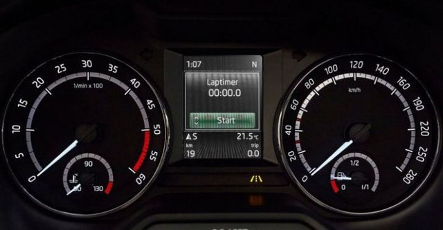 2015 Skoda Octavia Combi RS 2.0 TSI  第10張相片