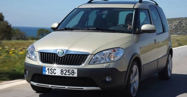 2015 Skoda Roomster 1.2 TSI Scout  第3張相片