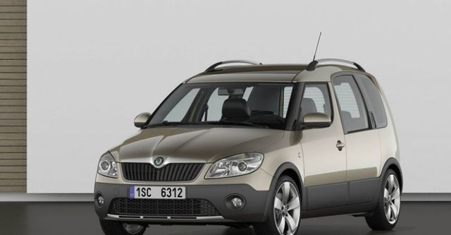 2015 Skoda Roomster 1.2 TSI Scout  第5張相片