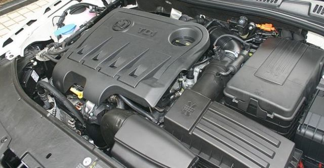 2015 Skoda Superb Sedan 2.0 TDI Elegance  第4張相片