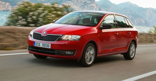2014 Skoda Rapid Spaceback 1.4 TSI  第2張相片