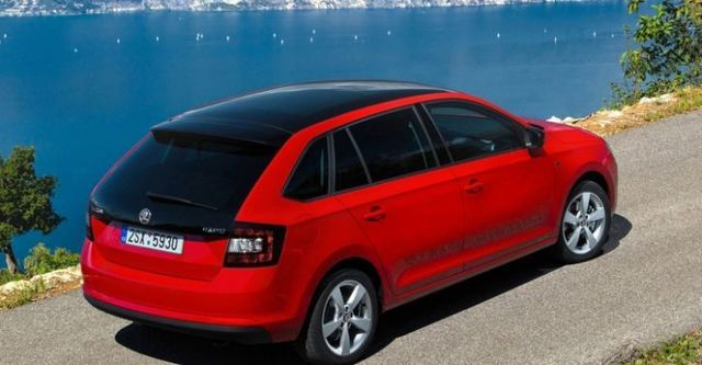 2014 Skoda Rapid Spaceback 1.4 TSI  第3張相片