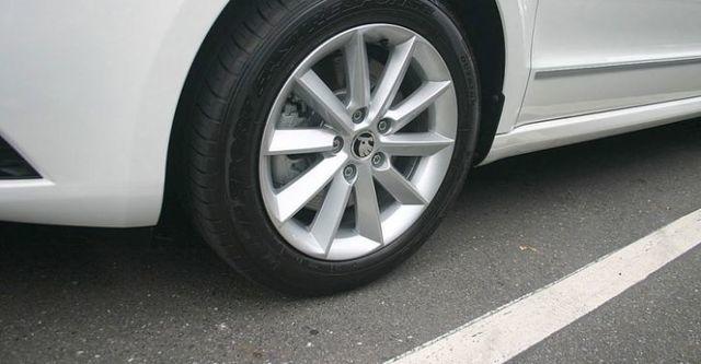 2014 Skoda Superb Sedan 1.8 TSI  第3張相片