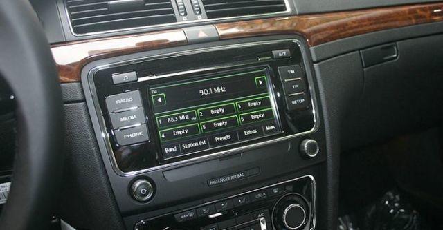 2014 Skoda Superb Sedan 1.8 TSI  第6張相片