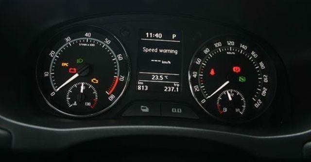 2013 Skoda Fabia RS  第8張相片