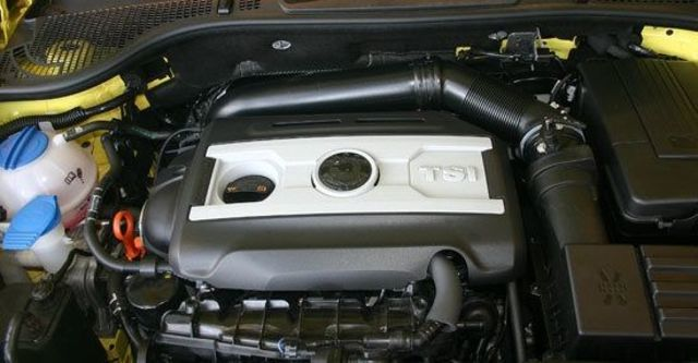 2013 Skoda Octavia Combi RS 2.0 TSI  第9張相片