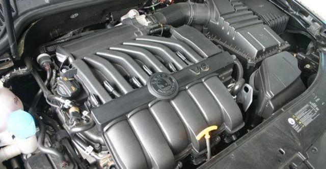 2013 Skoda Superb Combi 3.6 V6 L&K  第13張相片