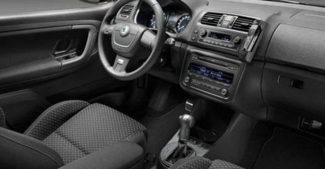 2012 Skoda Fabia RS  第10張相片