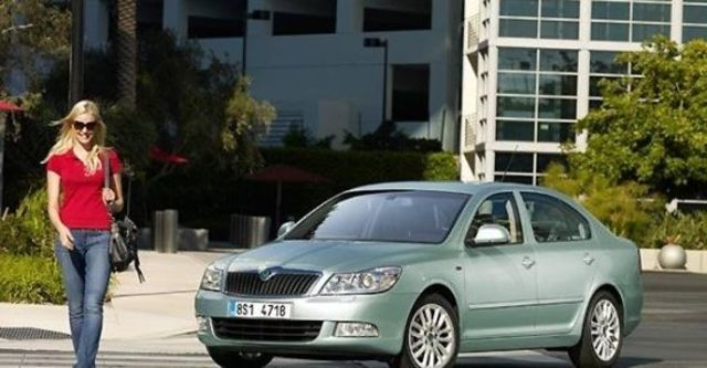 2012 Skoda Octavia Sedan 1.8 TSI  第1張相片