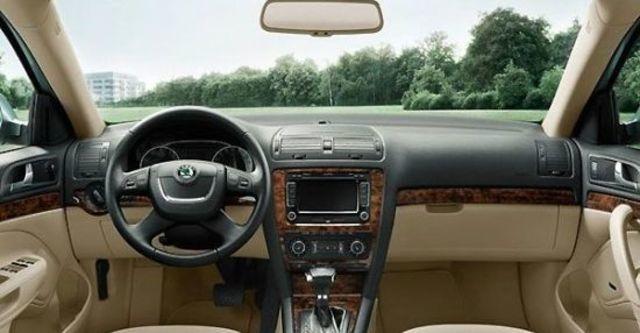 2012 Skoda Octavia Sedan 1.8 TSI  第5張相片