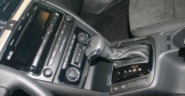 2012 Skoda Superb Combi 1.8 TSI  第8張相片