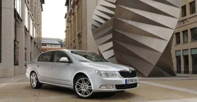 2012 Skoda Superb Sedan 1.8 TSI  第1張相片