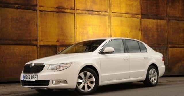 2012 Skoda Superb Sedan 2.0 TDI  第1張相片
