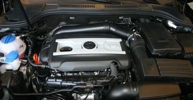 2011 Skoda Superb Combi 1.8 TSI  第9張相片
