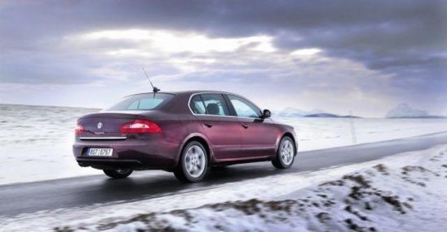 2011 Skoda Superb Sedan V6 FSI  第4張相片