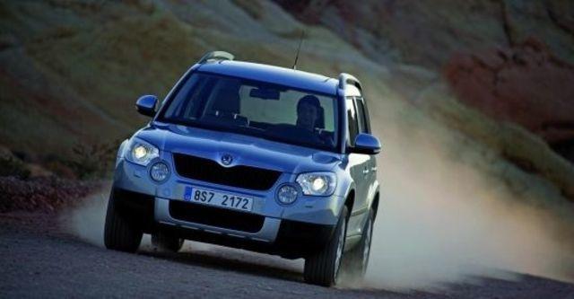 2011 Skoda Yeti 1.2 TSI 2WD都會版  第5張相片