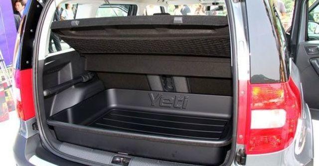 2011 Skoda Yeti 2.0 TDI AWD  第10張相片