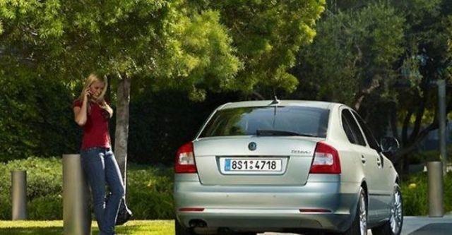 2010 Skoda Octavia Sedan 1.8 TSI  第3張相片
