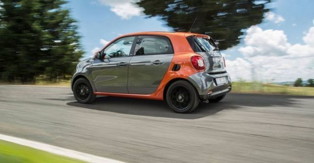 2015 Smart Forfour 66kW Passion  第2張相片