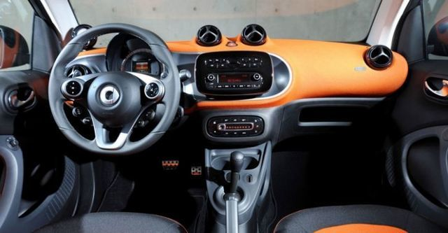 2015 Smart Forfour 66kW Passion  第6張相片