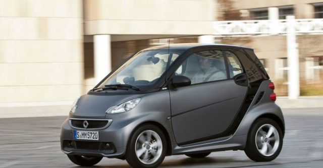 2015 Smart Fortwo Passion 62kW  第1張相片
