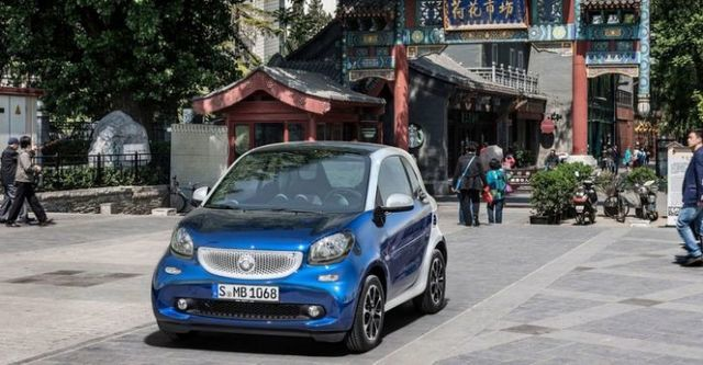 2015 Smart Fortwo(NEW) 52kW Passion  第1張相片